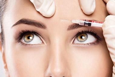injection botox toxine botulique lyon